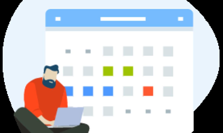 Un agenda en ligne pour votre site internet?